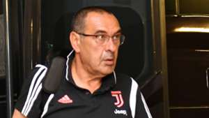 Sarri returns to take Juventus training as pneumonia recovery continues