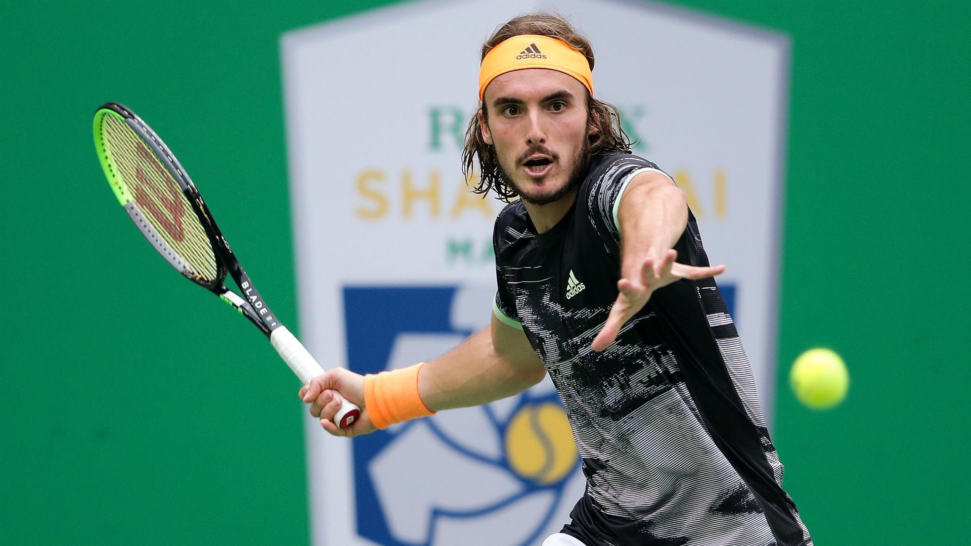 Scintillating Tsitsipas dethrones Djokovic in Shanghai
