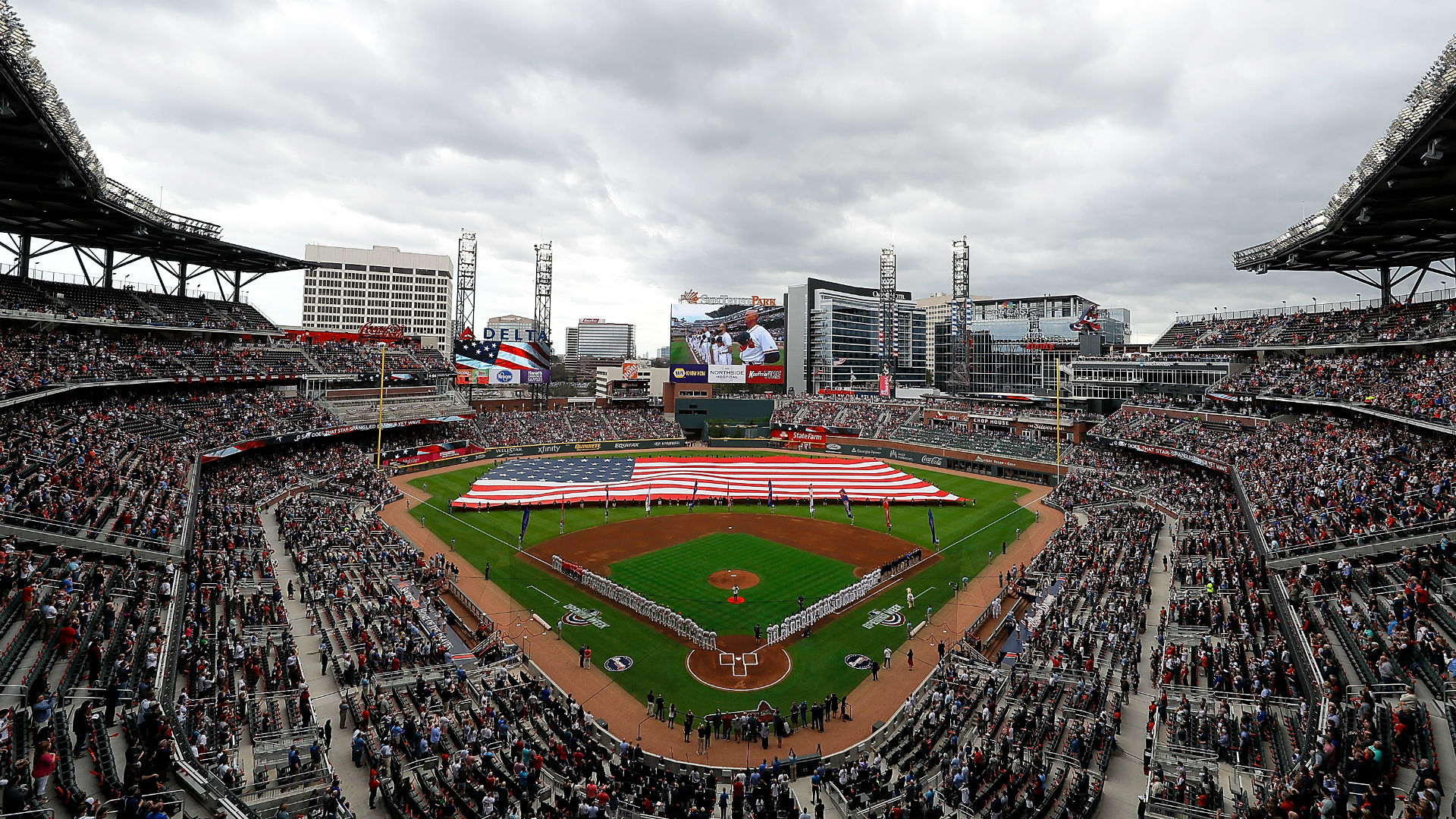 Braves expected to host 2021 MLB All-Star Game, report says