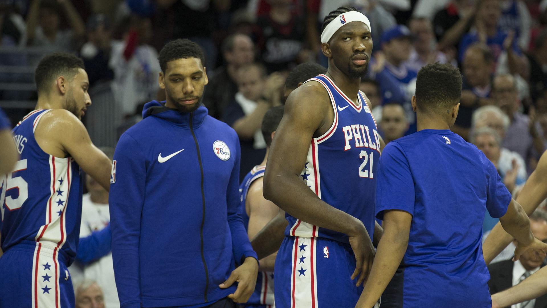 NBA trade rumors: 76ers still shopping center Jahlil Okafor