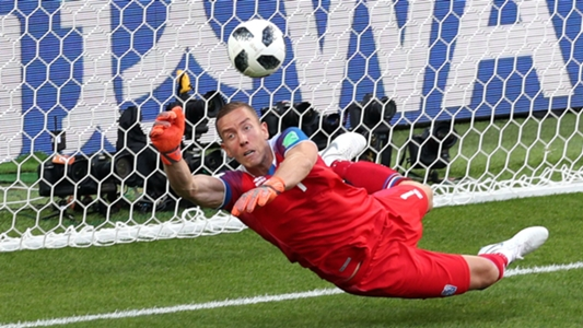 'I did my homework on Messi' - Iceland's Halldorsson revels in 'dream' penalty save