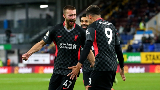 Victory for Liverpool is likely to see them finish in the top four
