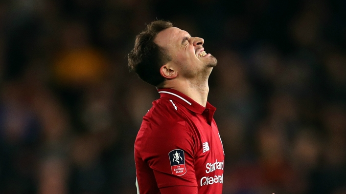 Liverpool winger Xherdan Shaqiri may finally be on the move from Anfield