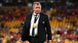 New Zealand coach Ian Foster