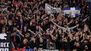 CSKA Moscow fans - cropped