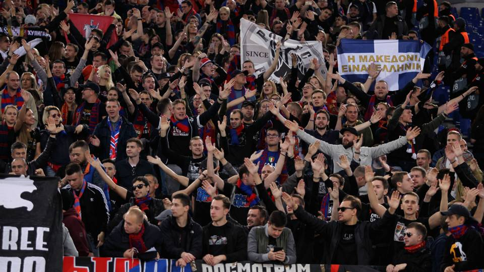 CSKA Moscow offer support to fans injured in escalator incident