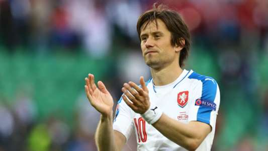 Czech Republic's Tomas Rosicky ruled out of Euro 2016