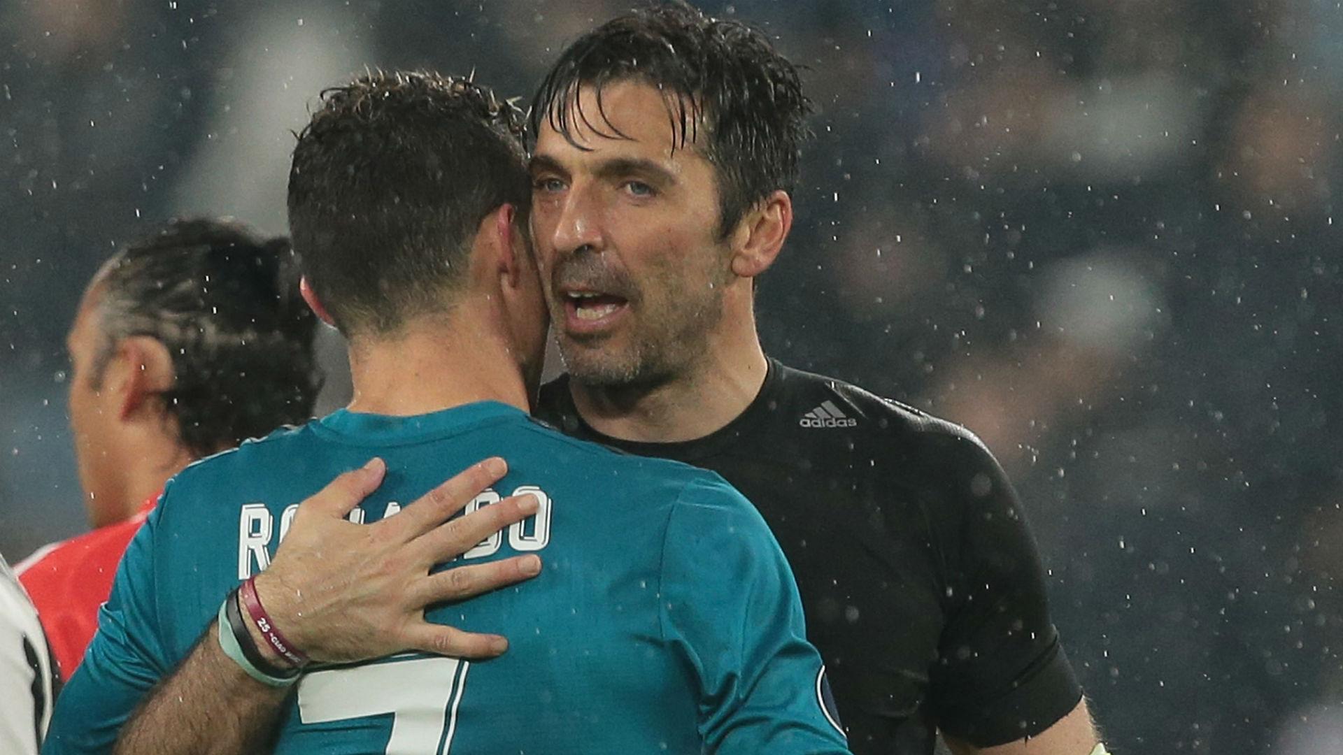 Buffon thanks Juventus for 'splendid gift' of playing with Ronaldo