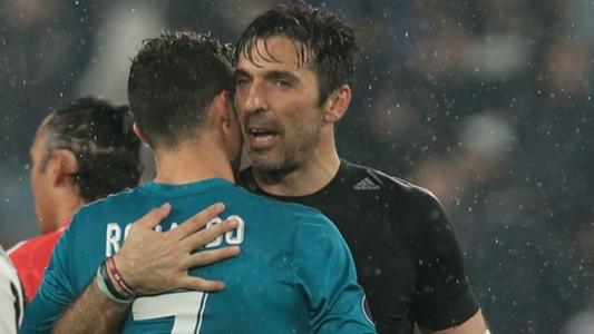بوفون: إنهاء مسيرتي بجوار كريستيانو رونالدو هدية عظيمة   Goal.com