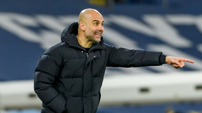 Pep Guardiola guided Manchester City to a third title in four seasons last term