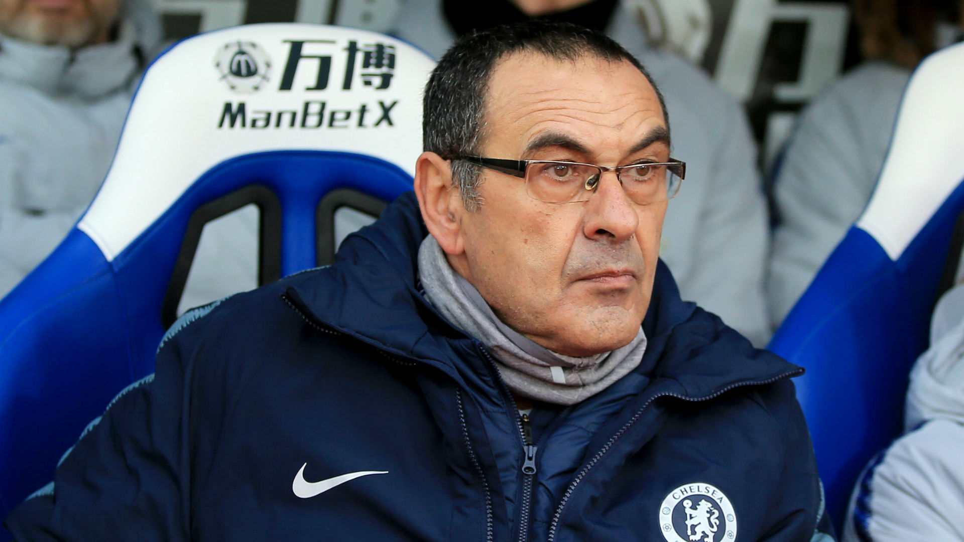 Sarri hints at the need for Chelsea to sign attackers in January