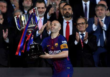 Bartomeu: Iniesta has an offer