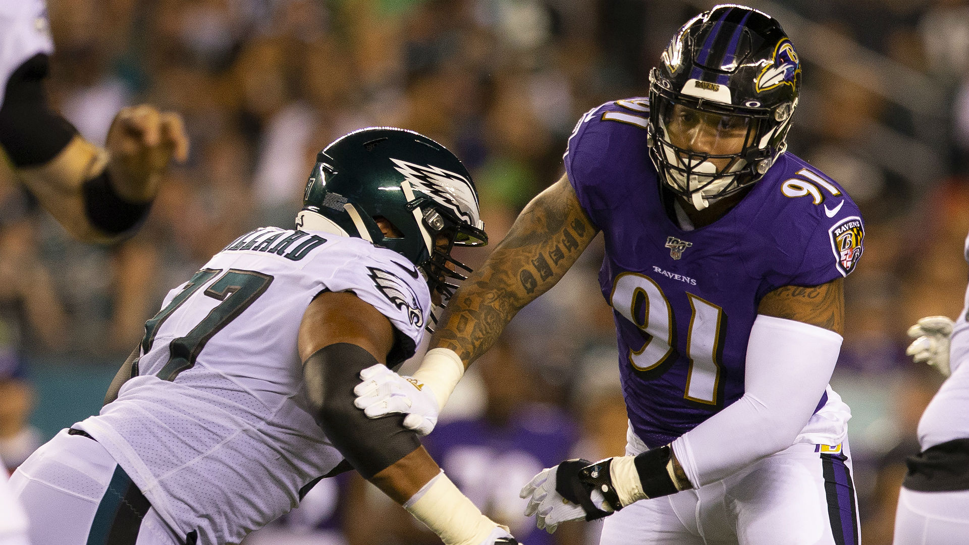 NFL free agency rumors: Bears work out four pass-rushers
