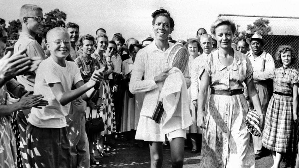 Tennis pioneer Althea Gibson to be honored with statue at U.S. Open site