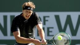 Alexander Zverev lost to Taylor Fritz despite having match points