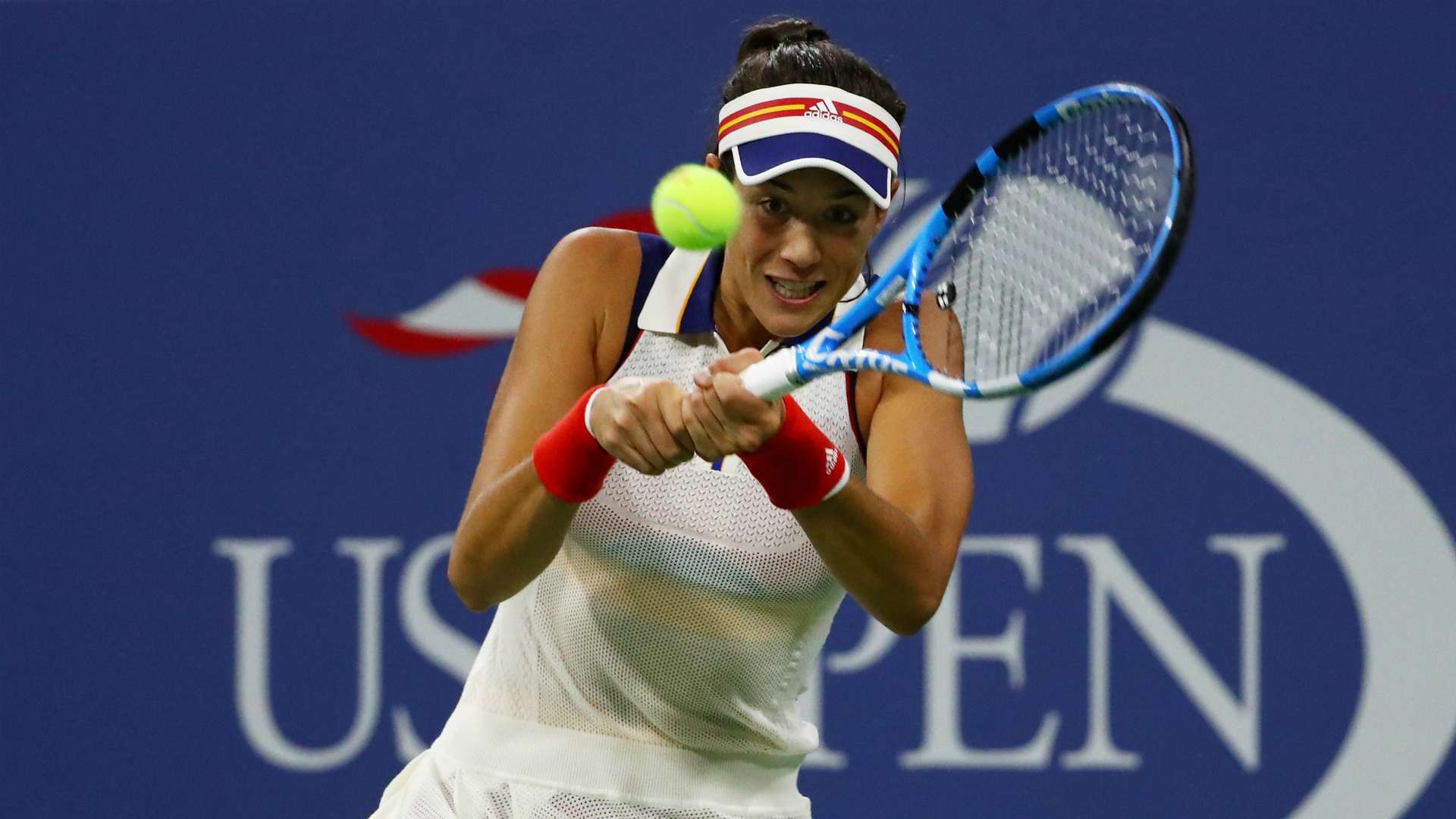 U.S Open 2017: Garbine Muguruza, Maria Sharapova advance on big day for Williams family