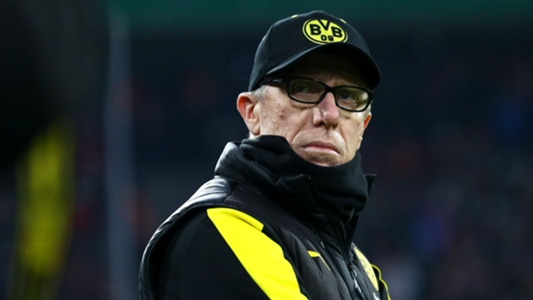Stoger disappointed as Dortmund fall flat against Red Bull Salzburg