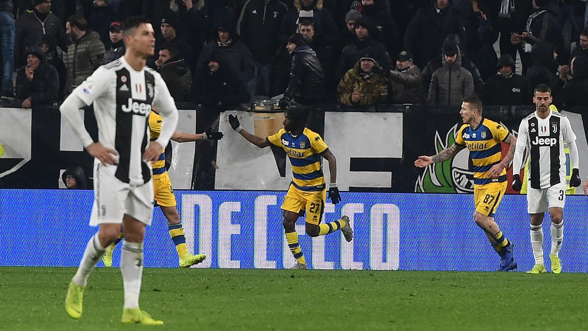 Juventus striker Cristiano Ronaldo urges 'calm' after sudden form slump