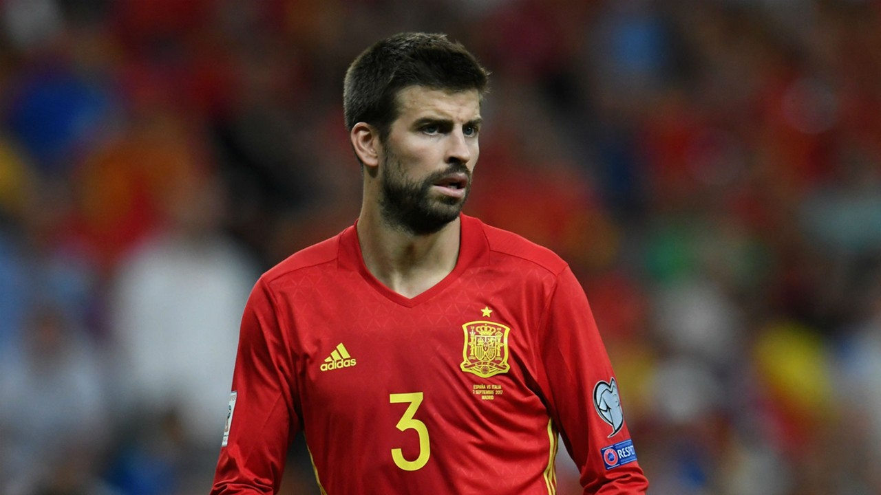 Catalan referendum Gerard Pique is mitted to Spain says