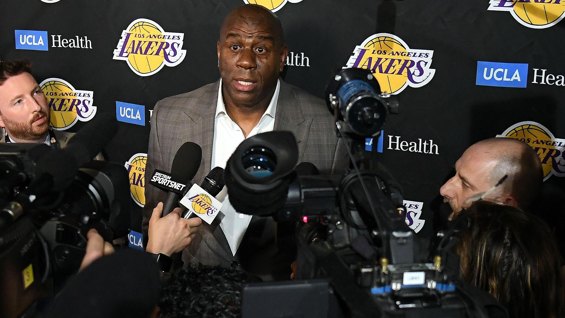 Kawhi Leonard free agency rumors: Star wants Magic Johnson in Lakers meeting