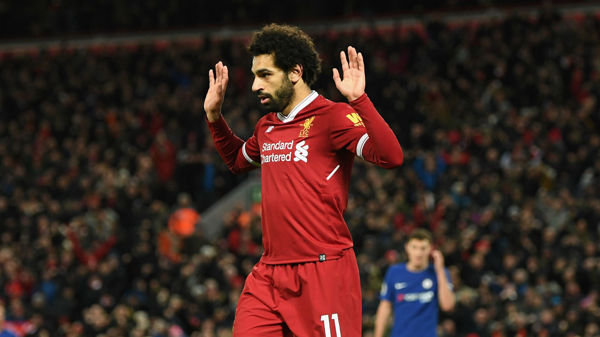 Klopp: Salah Has Nothing To Prove In
