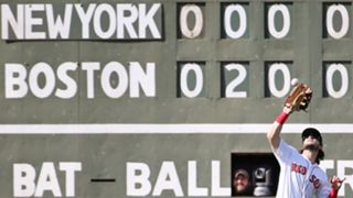 Yankees-Red Sox at Fenway Park