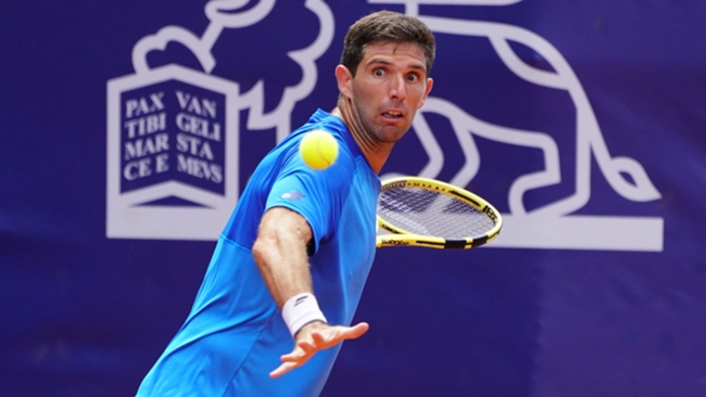 Federico Delbonis is out of the Generali Open