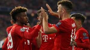 Bayern Munich 3-0 Red Star Belgrade: Coman, Lewandowski and Muller break resistance