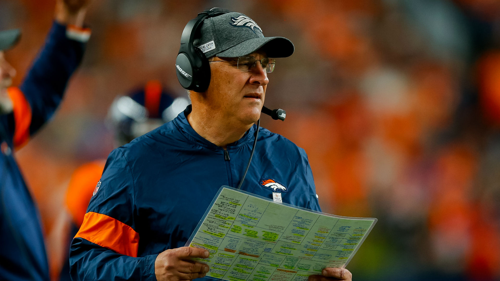 Vic Fangio is considering changes to Broncos' offense