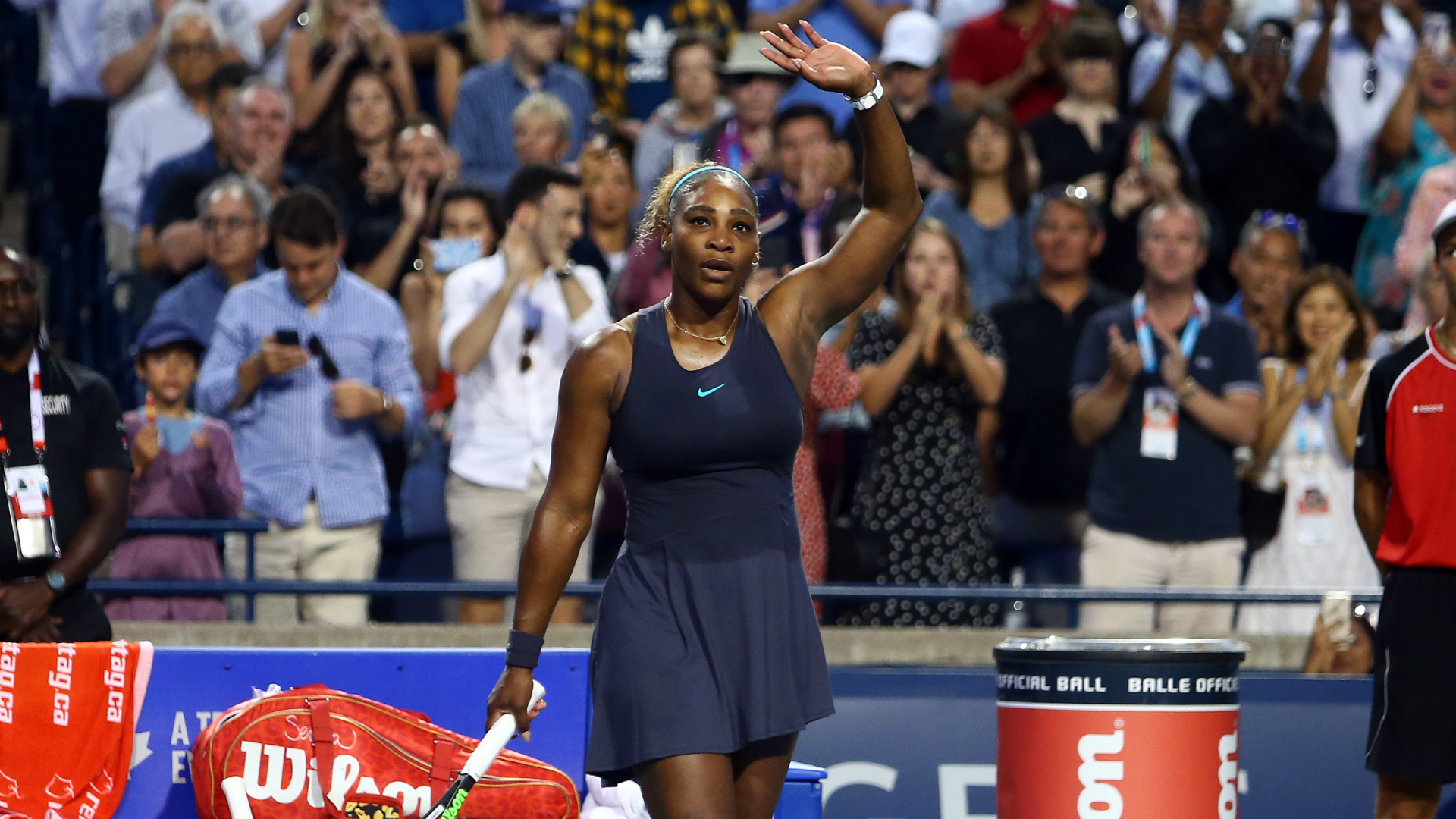 Serena Williams, Naomi Osaka to meet for first time since 2018 U.S. Open final