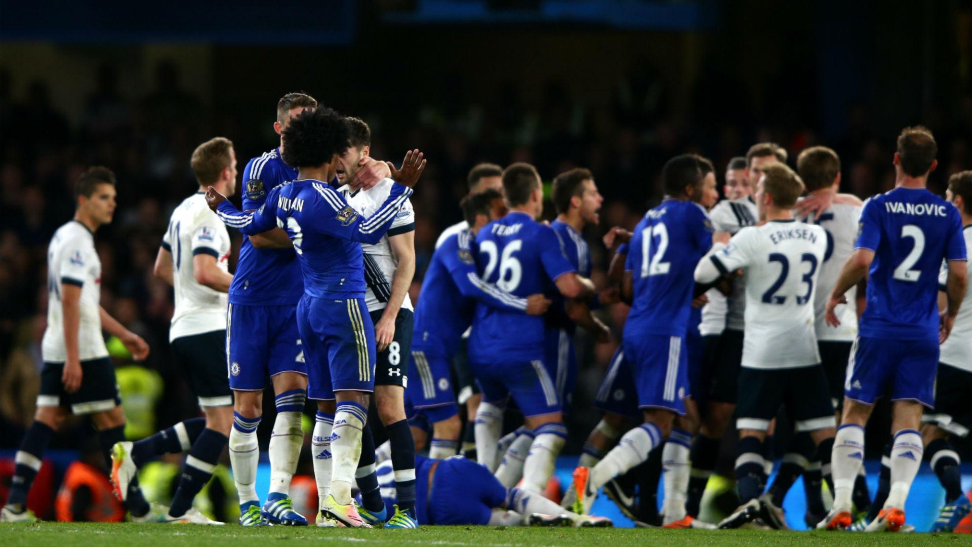 Mark Clattenburg defends his controversial comments about Chelsea v Spurs