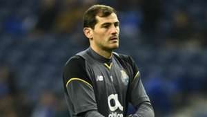 Casillas agent reveals decision on future depends on medical 'all-clear' amidst retirement rumours