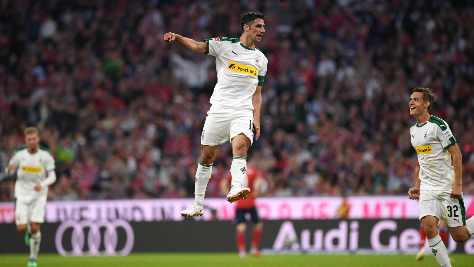 Bundesliga round-up: Bayern Munich suffer shock defeat as Borussia Dortmund stretch lead