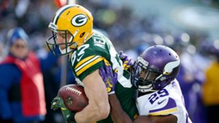 Jordy Nelson, left, and Xavier Rhodes