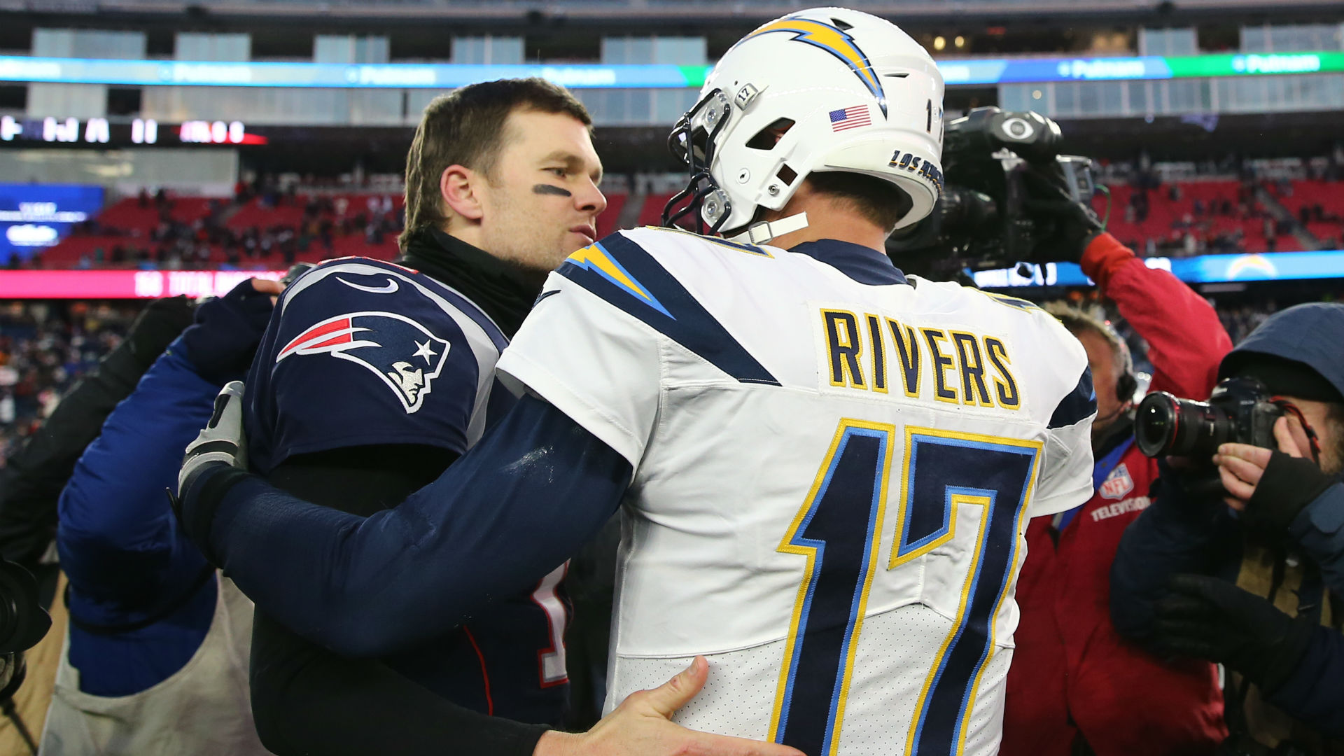 Philip Rivers: Tom Brady, other elite QBs can't be judged solely by Super Bowl wins