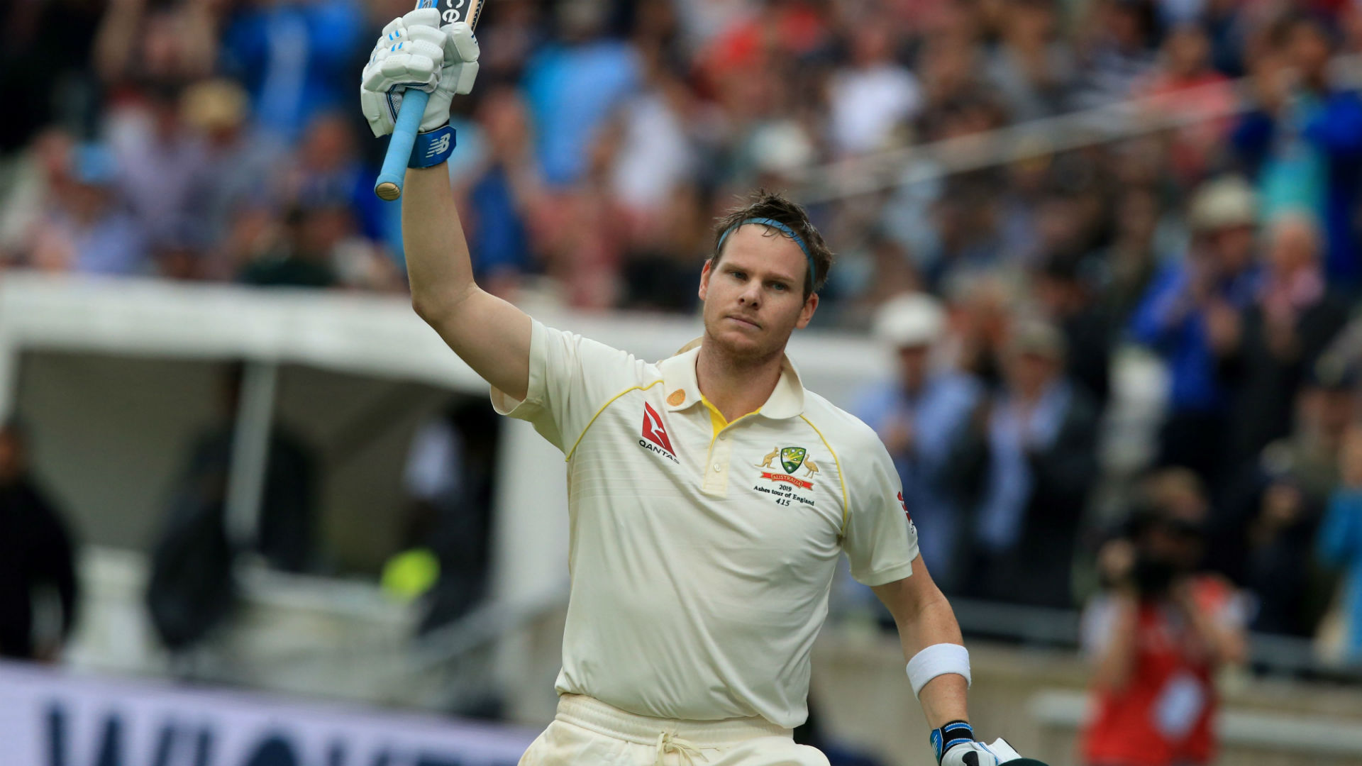 Ashes 2019: Australia star Smith joins elite group with back-to-back centuries in England