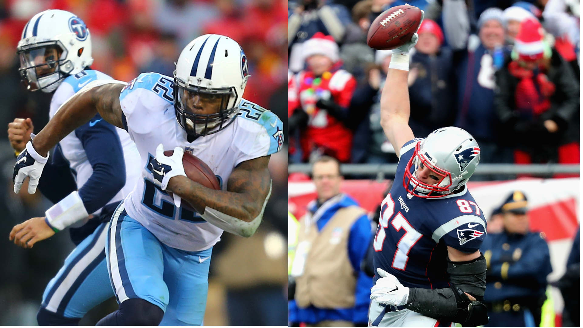 2018 AFC Divisional Playoffs: Three things to watch in Titans-Patriots