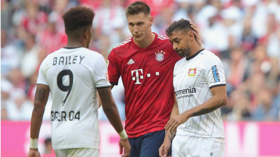 Bayern chief Hoeness slams 'sick and stupid' Bellarabi after Rafinha 'assault'