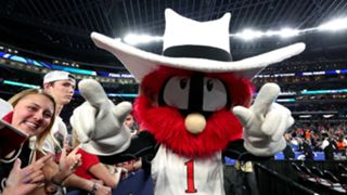 Texas Tech mascot