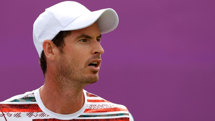 Andy Murray is into the quarter-finals of the Moselle Open