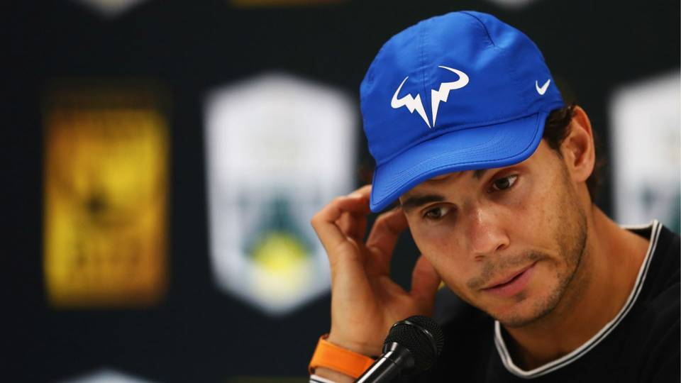 Rafael Nadal withdraws from Indian Wells, Miami Open