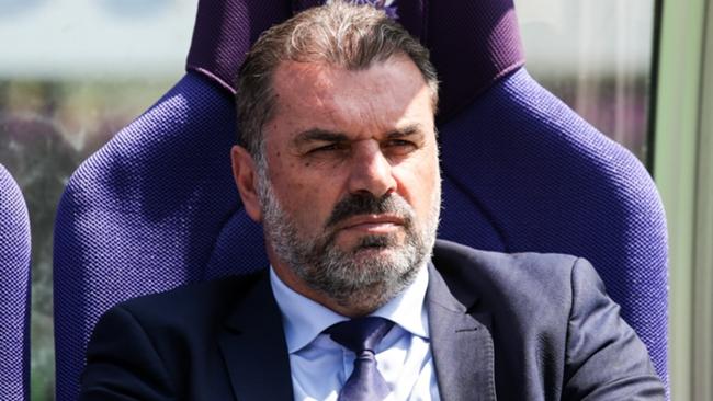 Celtic manager Ange Postecoglou