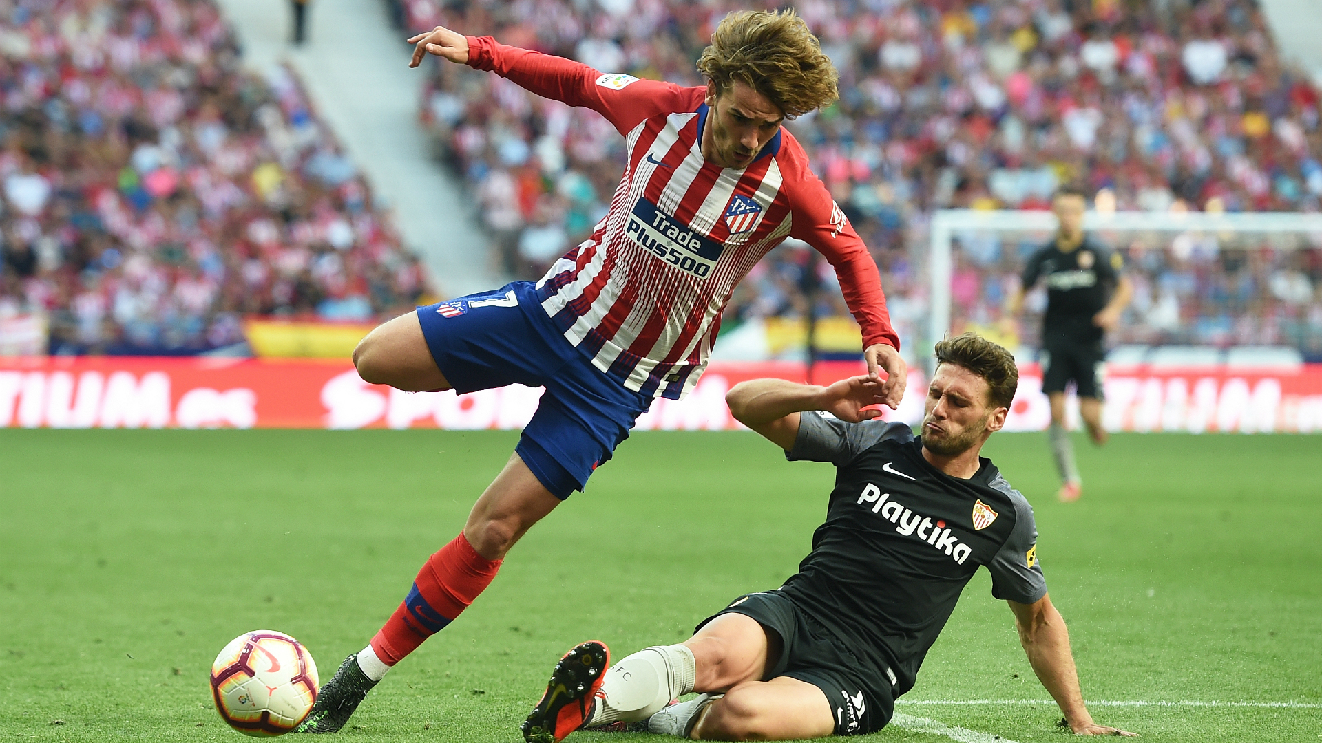 Antoine Griezmann has confirmed that he is leaving Atletico Madrid this summer