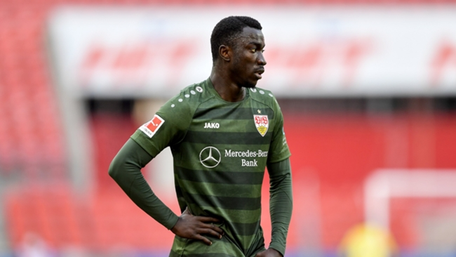 Stuttgart forward Silas