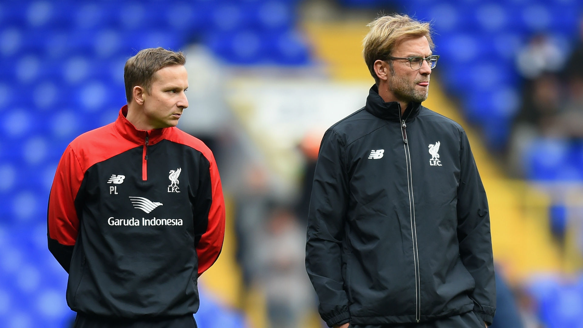 Coach Pepijn Lijnders returns to Liverpool following NEC exit