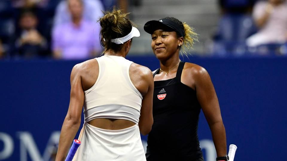 U.S. Open 2018: Mature Naomi Osaka, 20, will challenge Serena Williams in final, Madison Keys says