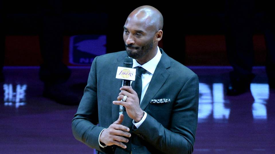 Kobe Bryant kicked off panel for animated film festival over public protest