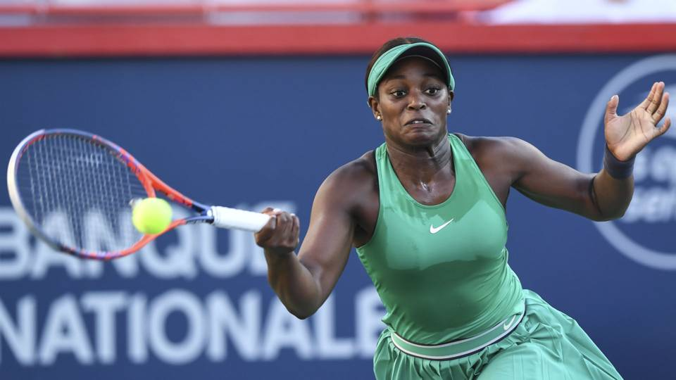 Sloane Stephens too strong for Elina Svitolina at Canadian Open