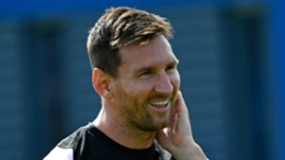 Lionel Messi will be made to wait for his Paris Saint-Germain debut