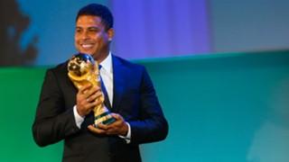 Brazilian great Ronaldo in 2014